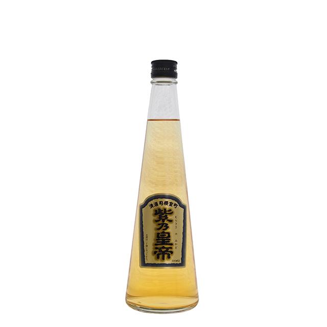 古代米 黒米の酒 紫乃皇帝