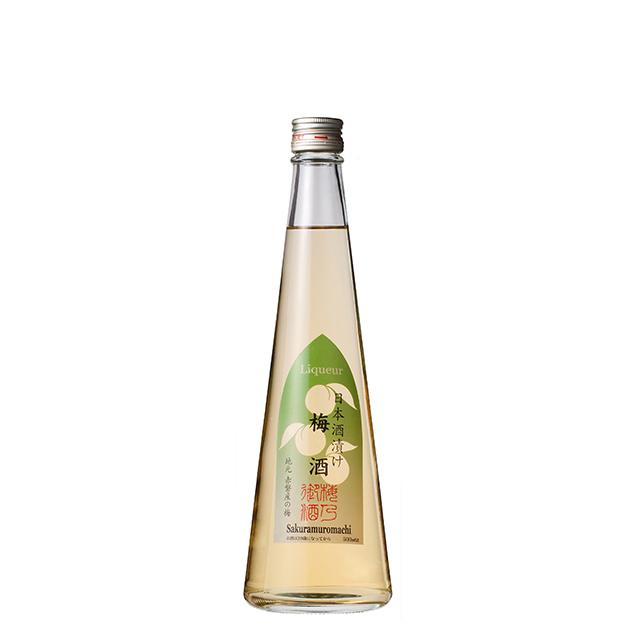プルミエ 日本酒で漬けた 梅酒