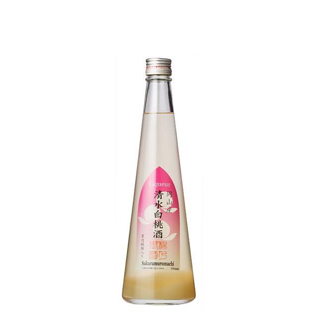 プルミエ 白桃果肉繊維入り 白桃酒