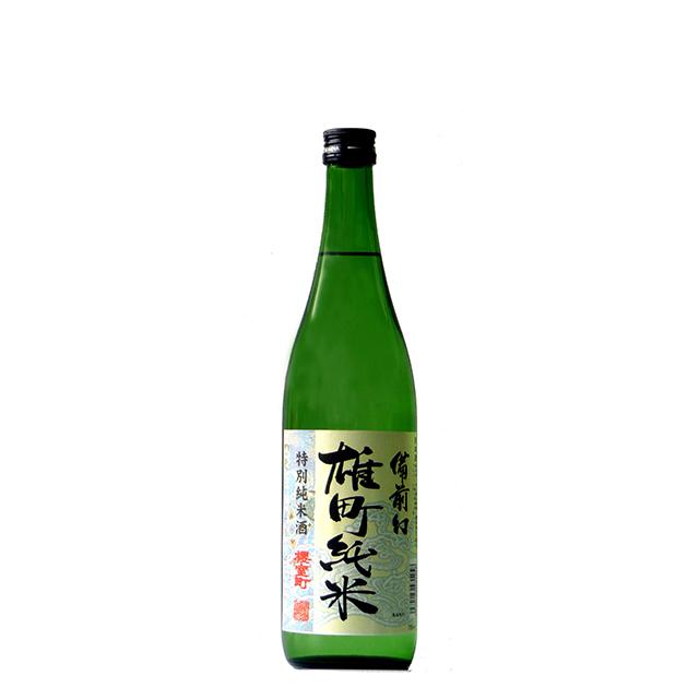 特別純米酒 備前幻 雄町純米