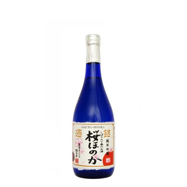 純米吟醸 特別限定 しぼりたて春のお酒 桜ほのか